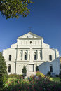 Rear of St. Louis Cathedral, New Orleans Stock Photography