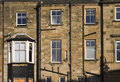 Rear tenement Royalty Free Stock Photos