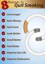 8 Reasons To Quit Smoking