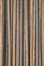 Rebar Texture Royalty Free Stock Photos