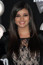 Rebecca black at the mtv video music awards arrivals nokia theatre la live los angeles ca Stock Photos