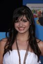 Rebecca black at the premiere of walt disney pictures prom el capitan theater hollywood ca Royalty Free Stock Images