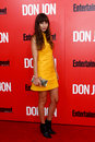 Rebecca dayan new york sep attends the don jon new york premiere at the sva theater on september in new york city Stock Image