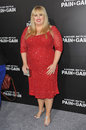 Rebel wilson los angeles ca april at the los angeles premiere of her movie pain gain at the chinese theatre hollywood Stock Photo