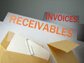 Receivables  Stock Image