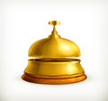 Reception Bell Stock Photography