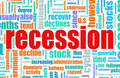 Recession Royalty Free Stock Image