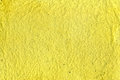 Recicled yellow paper Royalty Free Stock Photo