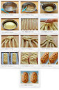 Recipe of Sweet Challah bread. Royalty Free Stock Photo