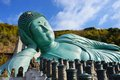 Reclining Buddha Royalty Free Stock Photo