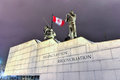 Reconciliation: The Peacekeeping Monument - Ottawa - Canada Royalty Free Stock Photo