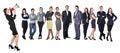 Recruitment agency Royalty Free Stock Photo