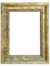 Rectangle picture frame Stock Image