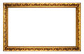 Rectangle Picture Frame Royalty Free Stock Photo