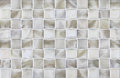 Rectangles tiles in marble with colorful effects Royalty Free Stock Images