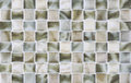 Rectangles tiles in marble with colorful effects Stock Photo