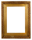 Rectangular Decorative Picture Frame Royalty Free Stock Photos