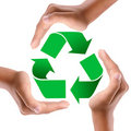 Recycle Royalty Free Stock Photo