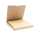Recycle Cardboard box package Stock Image