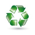 Recycle sign Royalty Free Stock Photography