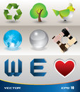 Recycle Vector Set
