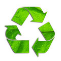Recycled Royalty Free Stock Photo