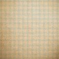 Recycled graph paper Stock Images