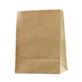 Recycled paper bags. Royalty Free Stock Photos