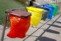 Recyklace tašky