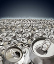 Recycling Planet Stock Images