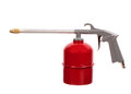 Red air gun Royalty Free Stock Photo
