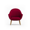 red armchair Royalty Free Stock Photo