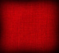 Red background crisscross mesh pattern Royalty Free Stock Images