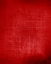 Red background with some shades and damaged surface Royalty Free Stock Image
