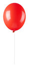 Red balloon Royalty Free Stock Photography