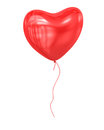 Red Balloon Stock Photo