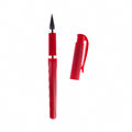 Red ballpoint pen Royalty Free Stock Photo
