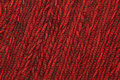 Red Bamboo Mat Texture Royalty Free Stock Photo