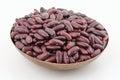 Red Beans azuki beans Royalty Free Stock Photo