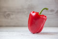 Red bell pepper Royalty Free Stock Photo