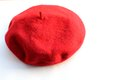red beret Royalty Free Stock Photo