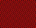 Red and Black Pattern Background Stock Images