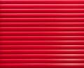 Red blinder panel background backdrop Stock Image