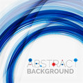 Red and blue color swirl concept Royalty Free Stock Photo