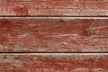 Red Boards Background Royalty Free Stock Photo