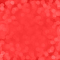 Red bokeh background holiday festive for design Royalty Free Stock Image