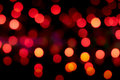 Red bokeh backgrounds Royalty Free Stock Photo