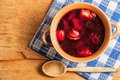 Red borsch Stock Images