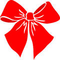 Red Bow/eps
