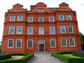 Red brick building, Kew Palace. Stock Photos